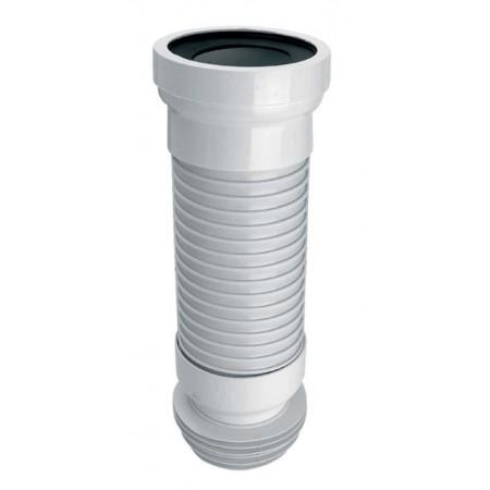 Гибкое пластиковое соединение эластичное L400мм 110мм с фланцевой прокладкой WC2 McAlpine