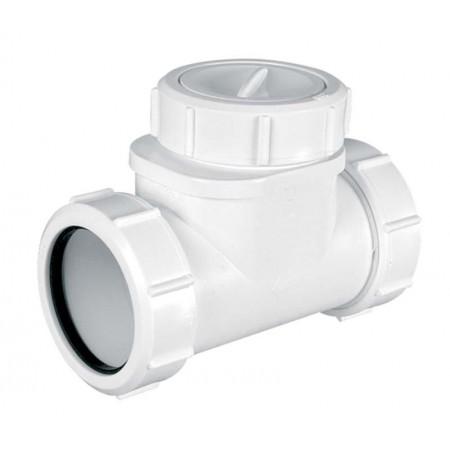 Удлинитель / переходник с обратным клапаном 50 * 50мм Z2850-NRV McAlpine