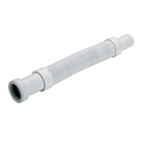 Гибкое пластиковое соединение растяжимое с муфтой ∅40 * 40 / 600мм FLX401MP McAlpine
